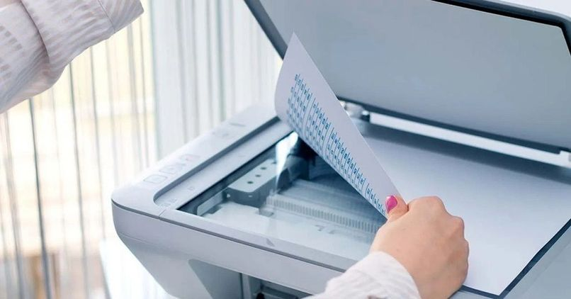 escanear varios documentos a un archivo pdf