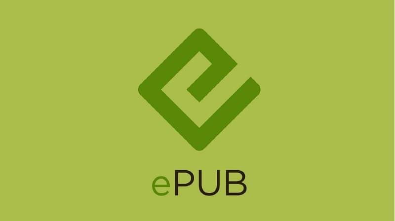 Exportar y abrir archivos ePub