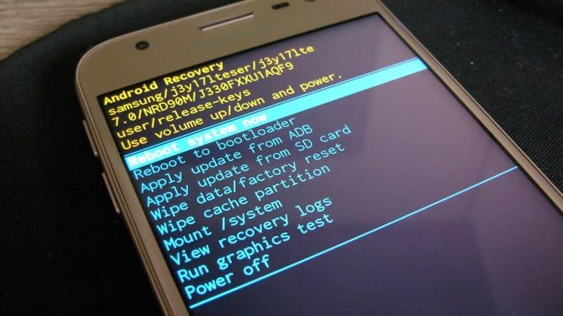 Formateo de Android