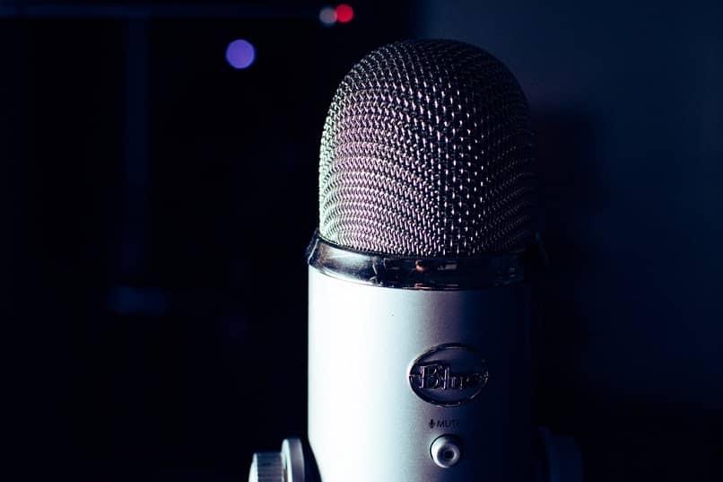 apaga el micrófono