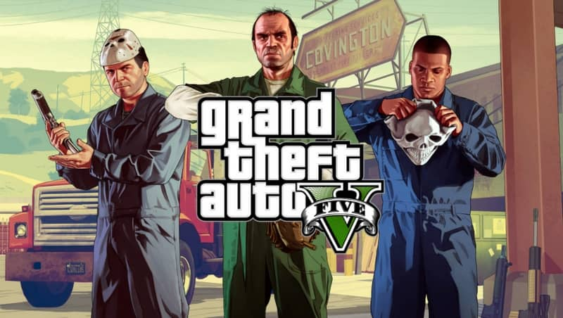 Personajes de Grand Theft Auto 5