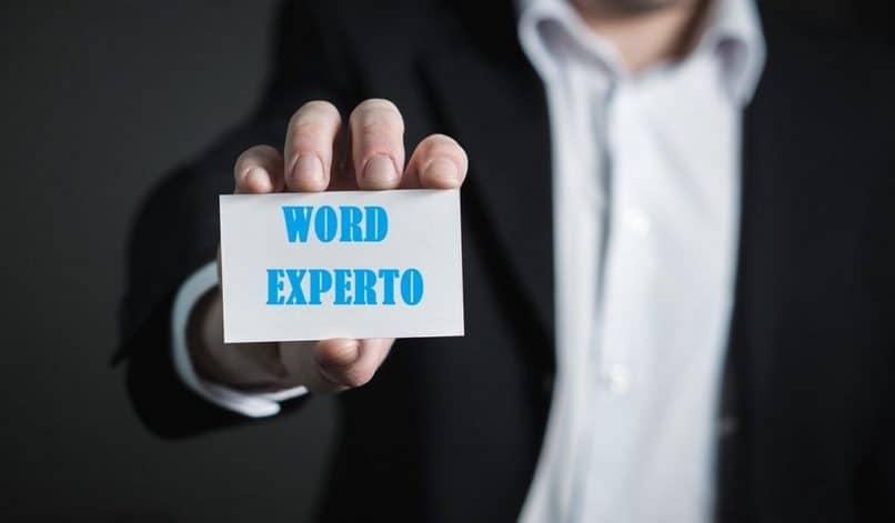palabra de expertos