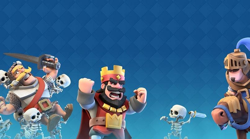 Juega online gratis a clash royale pc