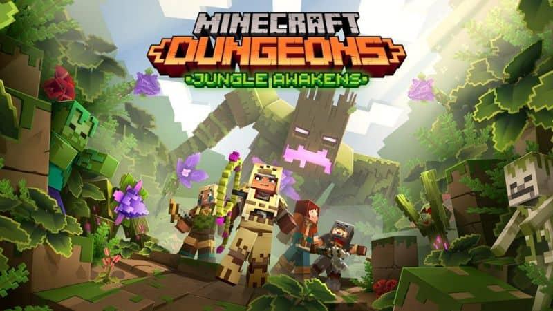 nuevos personajes de minecraft