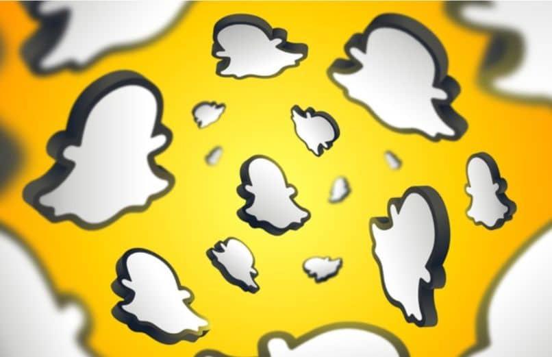 diseño de icono de Snapchat