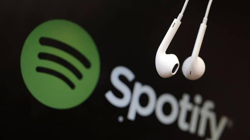escuchar música de Spotify