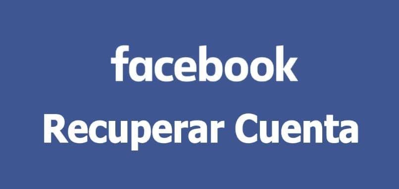 fondo azul cuenta facebook