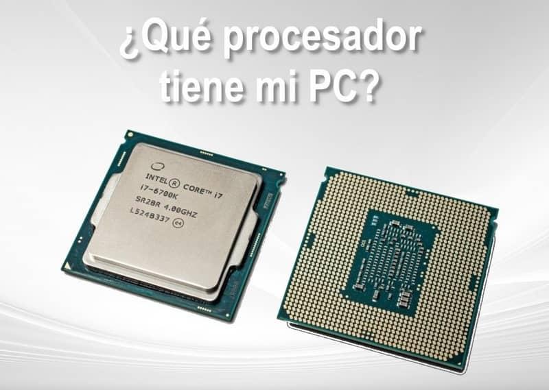 ¿Sabes que el procesador tiene una computadora?