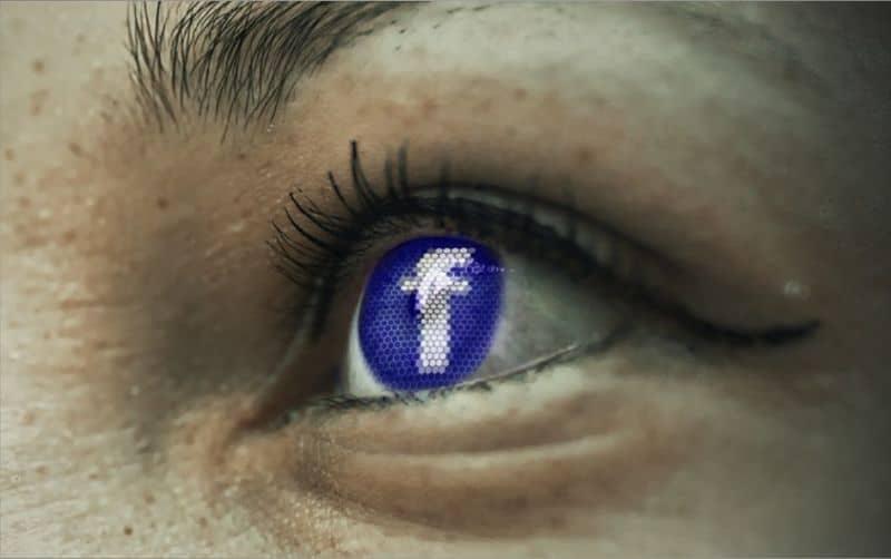 Cuidado con el logo de Facebook