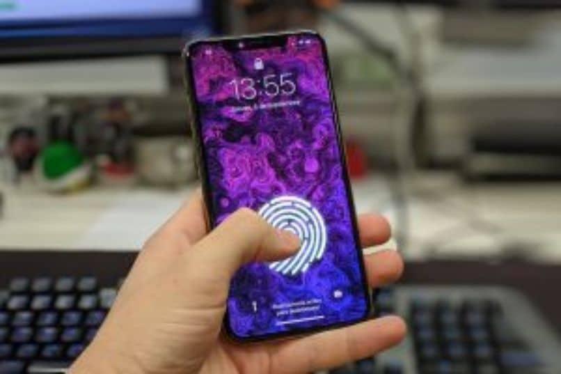 desbloquear huellas digitales de iphone