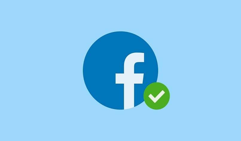 burbuja de facebook verificada