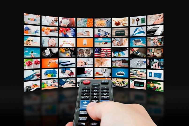seleccionar nuevos canales de TV