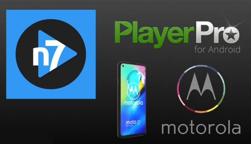 Jugador Pro Motorola