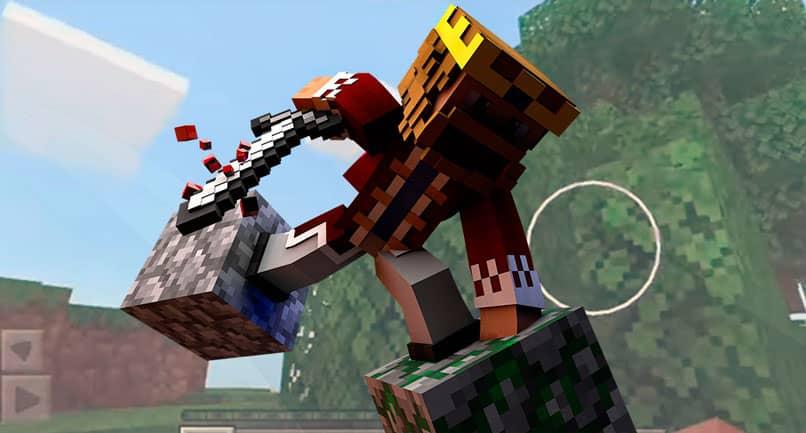 Personajes principales de Minecraft