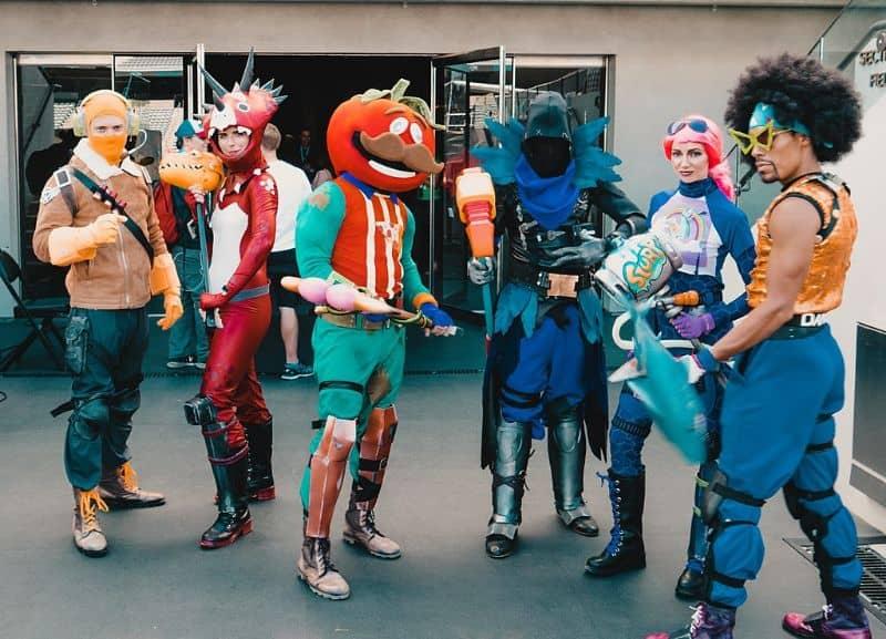 personajes Fortnite