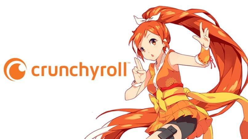 crunchyroll de dibujos animados