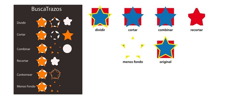 Proyecto de diseño estrella azul