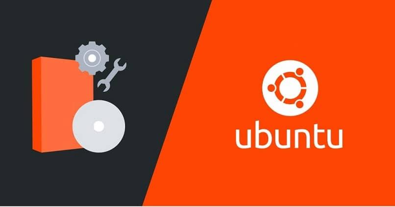Icono y paquete de Ubuntu