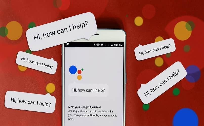 ayudante ok google