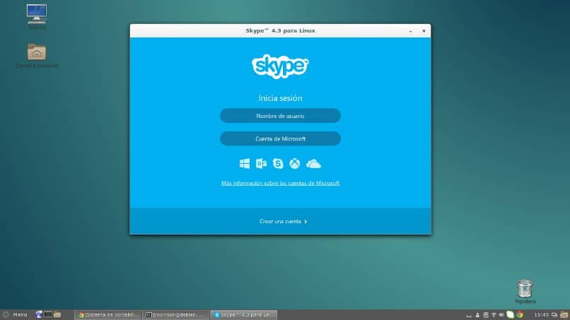 Actualización de Skype