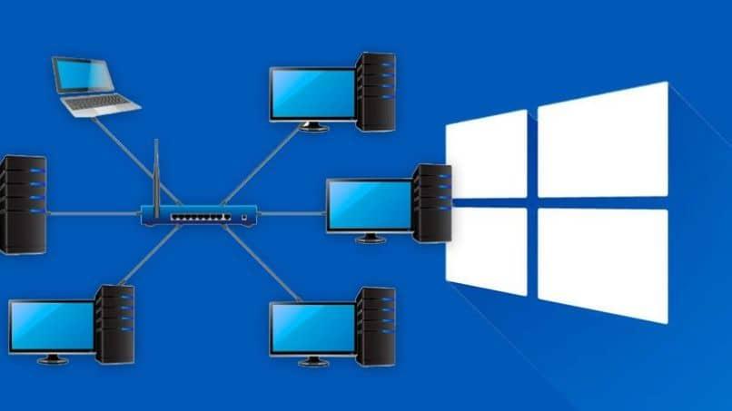 ordenadores conectados a la red