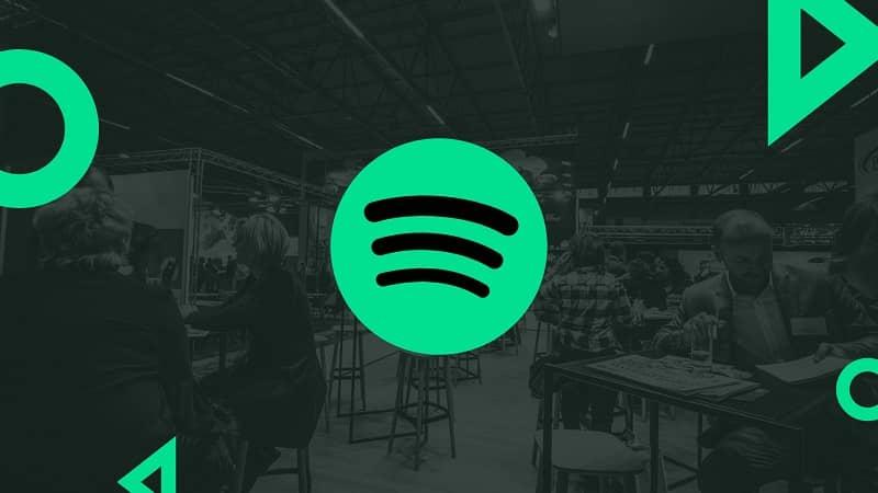 Error de Spotify