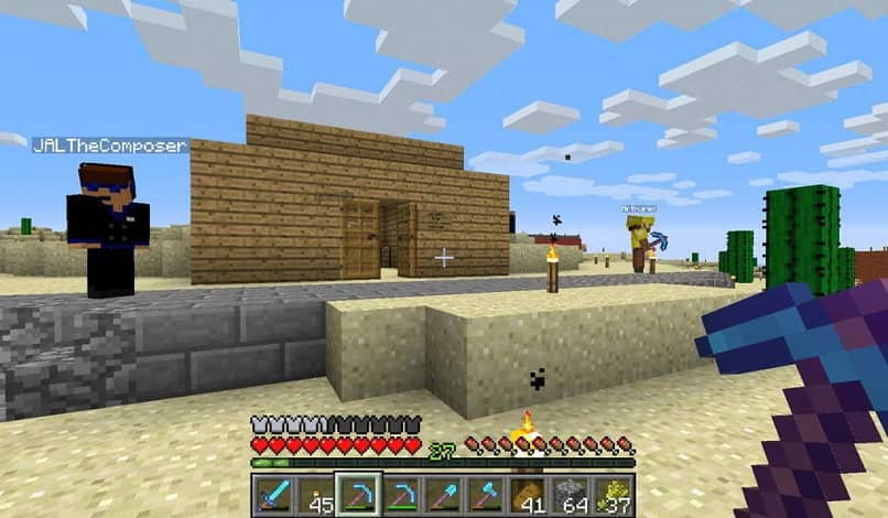 La llegada de Minecraft