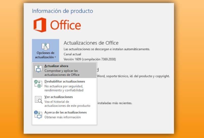 actualización de escritorio con pantalla gris