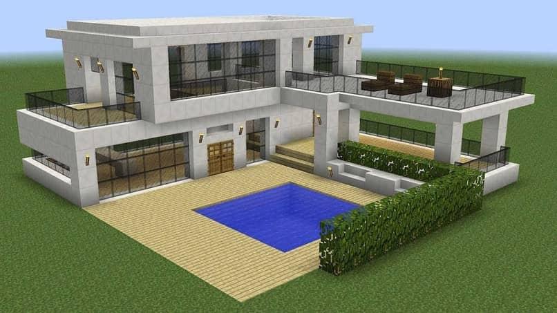 Materiales que puede utilizar para crear una casa de hormigón moderna