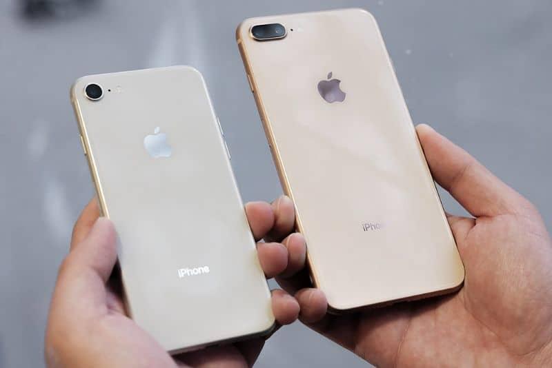 Teléfonos iPhone