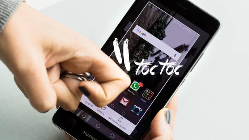 Desbloqueo de pantalla de Android