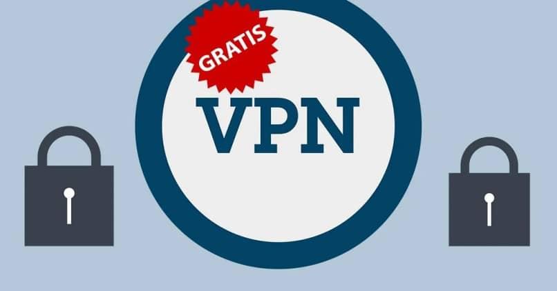 usa una VPN gratuita