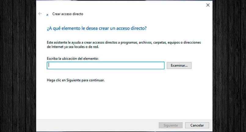 Cambio de volumen en Windows 10