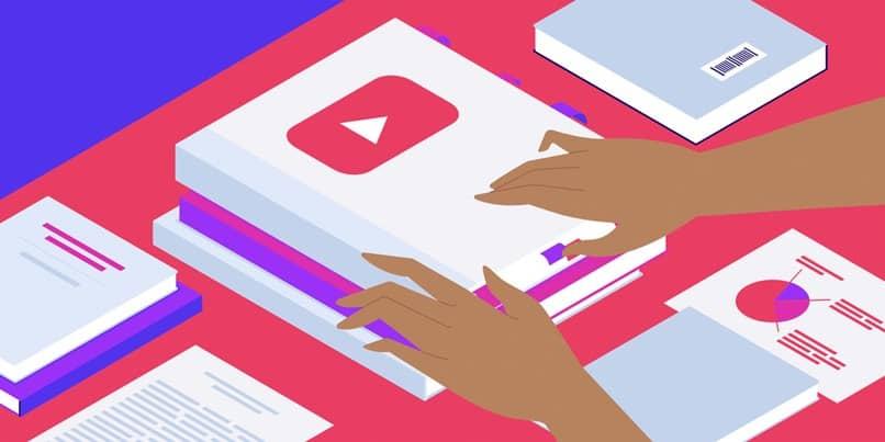 Botón de estadísticas de YouTube
