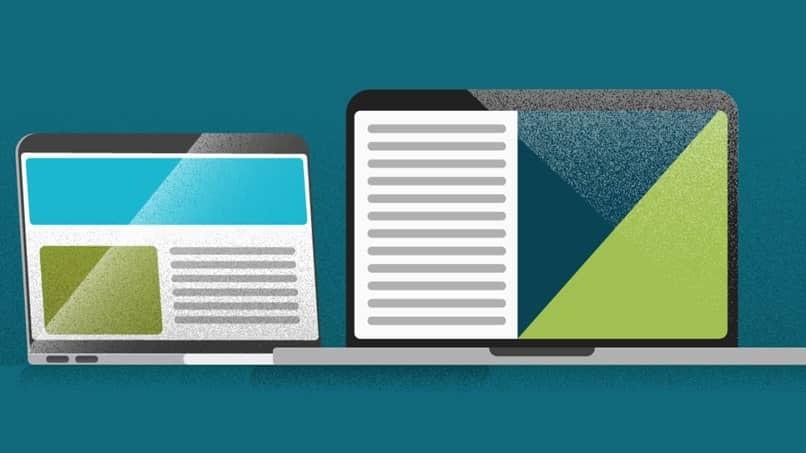 laptops de presentación