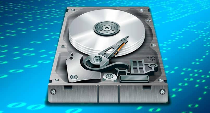 cómo funcionan los discos magnéticos