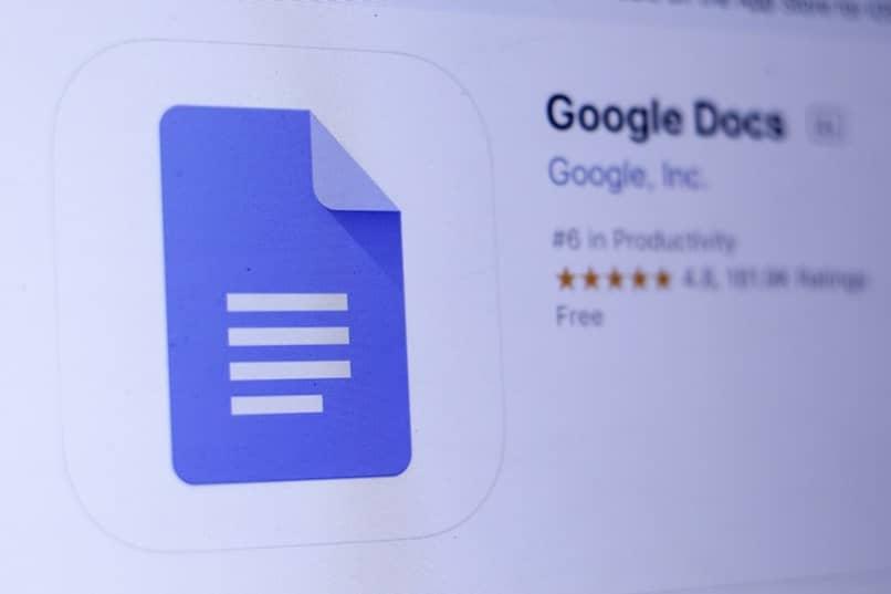 descargar Google Docs Web