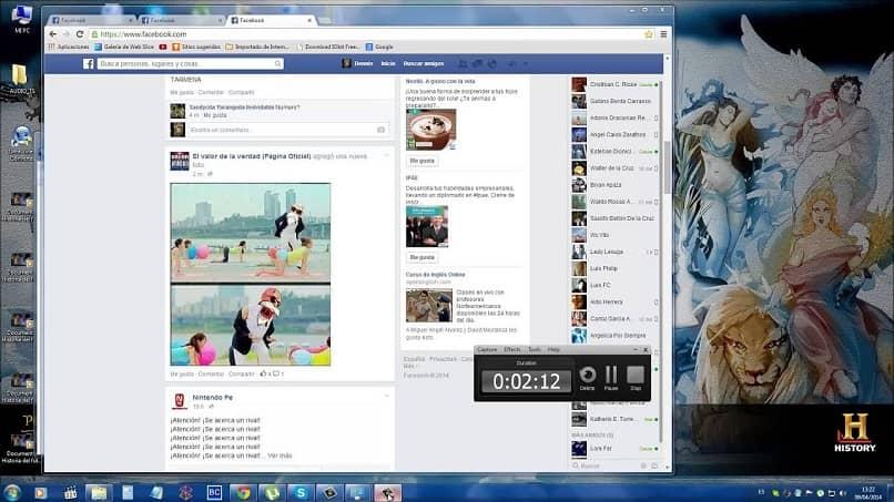 imágenes de solución en facebook