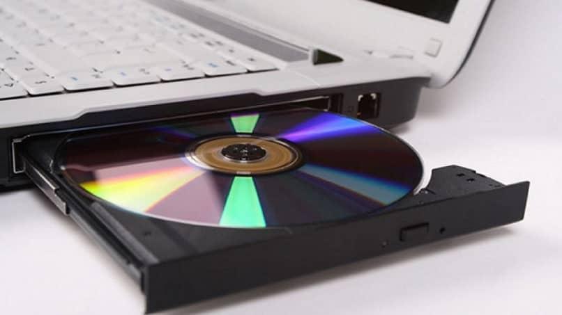 Unidad de CD para computadora portátil