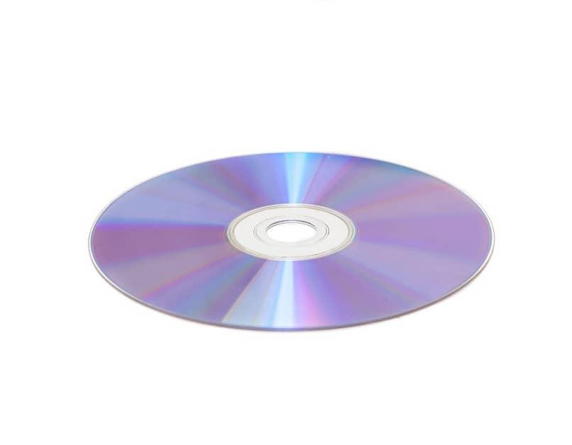CD de computadora