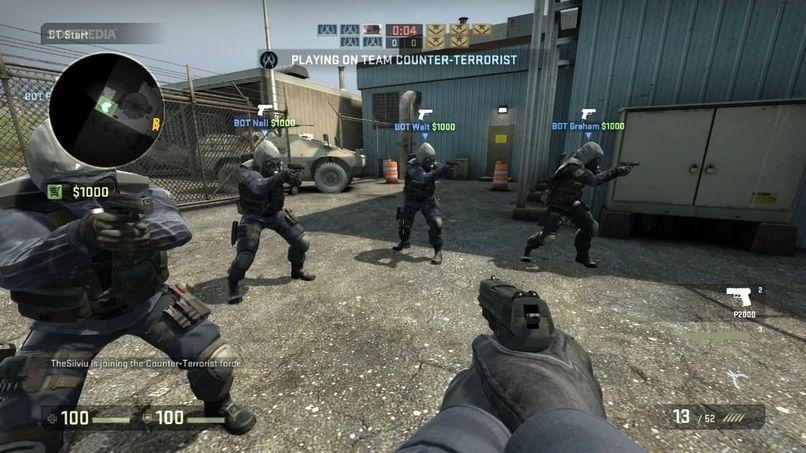 Counter Strike y sus diferentes versiones