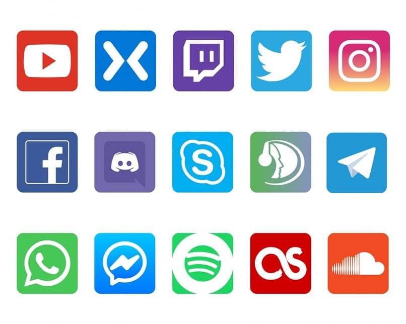 plaza de redes sociales
