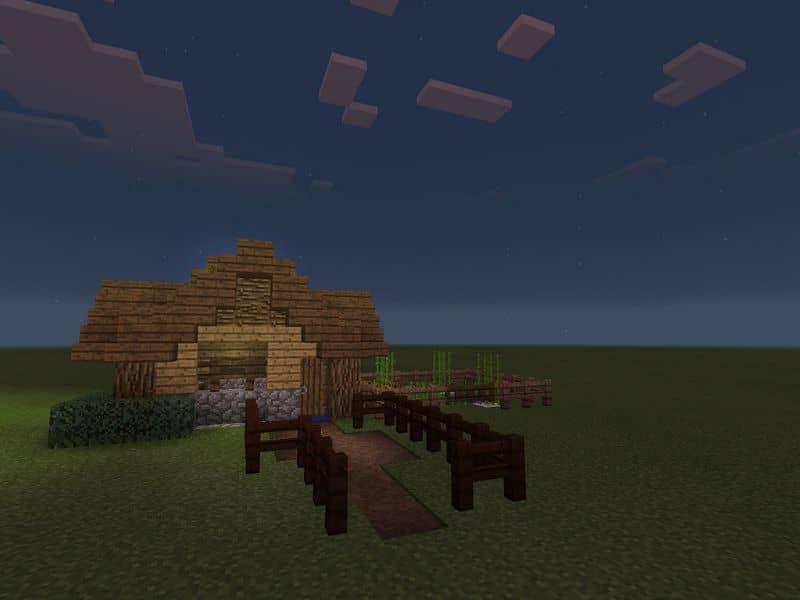 Toda la noche Minecraft