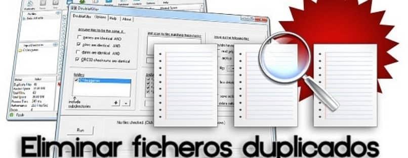 eliminar archivos duplicados de la computadora