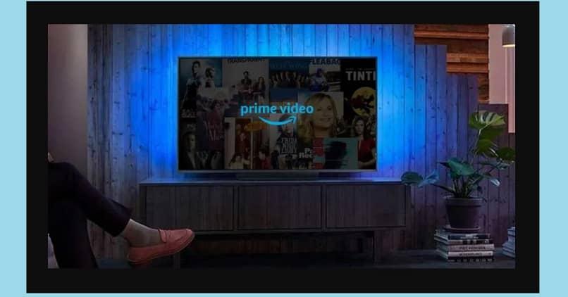 TV con Amazon Prime Video
