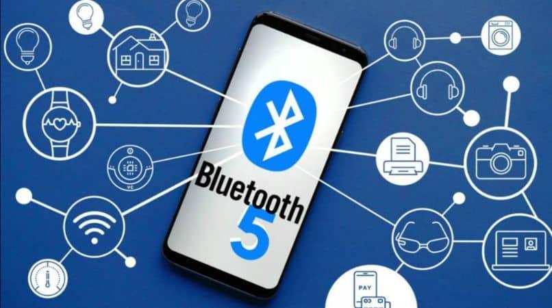 Conexiones móviles Bluetooth