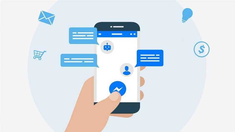 conversaciones telefónicas en messenger facebook
