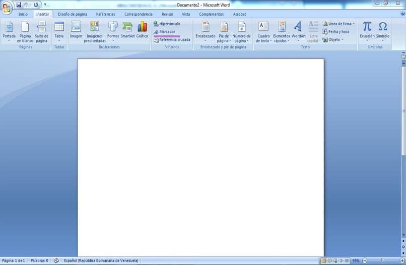 nuevo documento