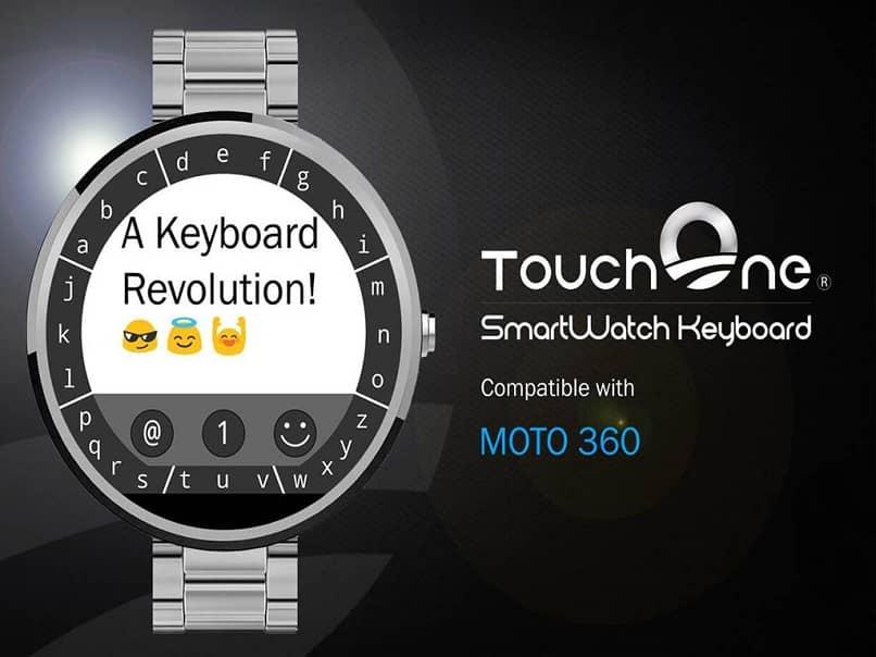 Reloj inteligente Touchone