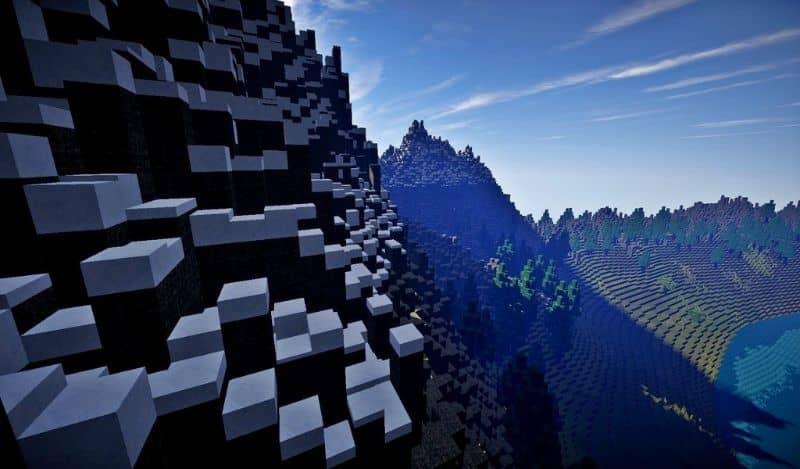 Minecraft Hill
